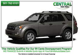 2010 Ford Escape Limited | Hot Springs, AR | Central Auto Sales in Hot Springs AR