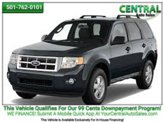 2010 Ford Escape Limited   Hot Springs, AR   Central Auto Sales in Hot Springs AR