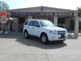 2010 Ford Escape Hybrid FWD Cleburne, Texas 1