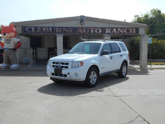 2010 Ford Escape Hybrid FWD Cleburne, Texas