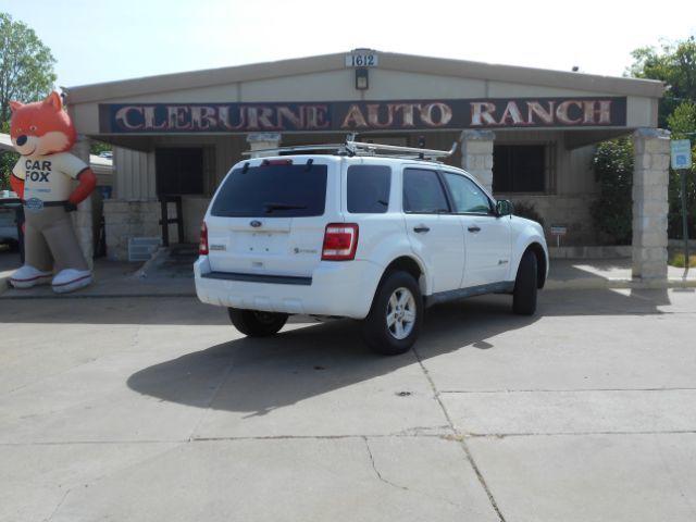 2010 Ford Escape Hybrid FWD Cleburne, Texas 2