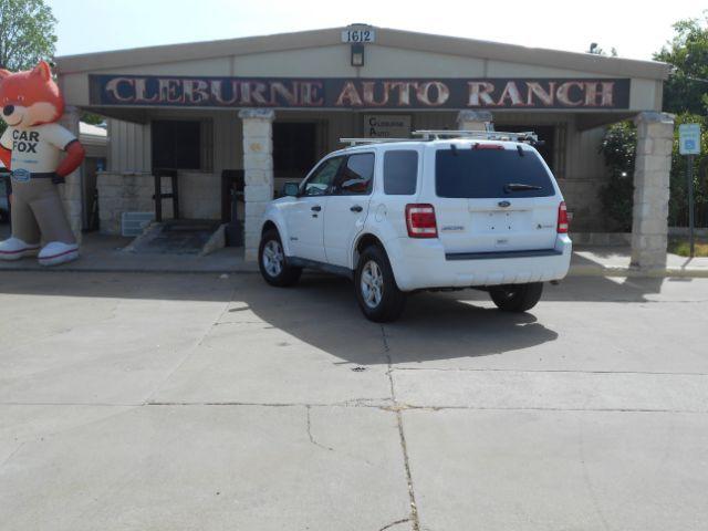 2010 Ford Escape Hybrid FWD Cleburne, Texas 3