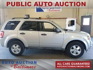 2010 Ford Escape XLT   JOPPA, MD   Auto Auction of Baltimore  in Joppa MD