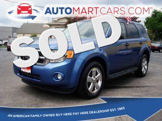 2010 Ford Escape XLT   Nashville, Tennessee   Auto Mart Used Cars Inc. in Nashville Tennessee