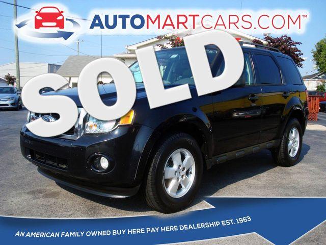 2010 Ford Escape XLT | Nashville, Tennessee | Auto Mart Used Cars Inc. in Nashville Tennessee