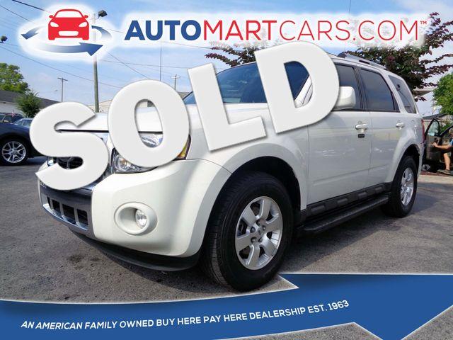 2010 Ford Escape Limited | Nashville, Tennessee | Auto Mart Used Cars Inc. in Nashville Tennessee