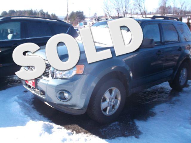 2010 Ford Escape XLT Newport, VT