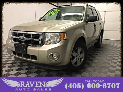 2010 Ford Escape XLT 4wd Leather in Oklahoma City