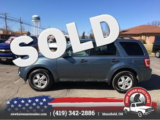 2010 Ford Escape XLT SPORT 4X4 in Mansfield, OH 44903