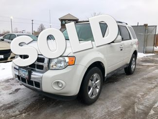 2010 Ford Escape Limited AWD Osseo, Minnesota