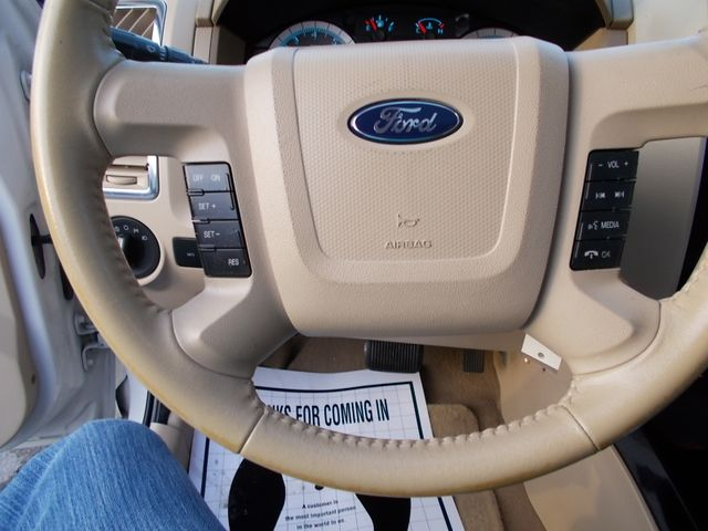 2010 Ford Escape Limited Shelbyville, TN 24