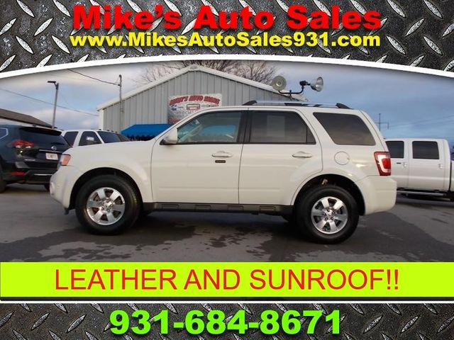 2010 Ford Escape Limited Shelbyville, TN