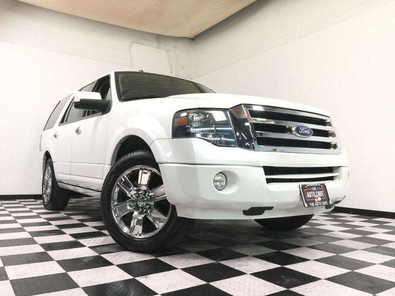 2010 Ford Expedition *SPORT UTILITY 4-DR*Limited 2WD*5.4L V8* | The Auto Cave in Addison