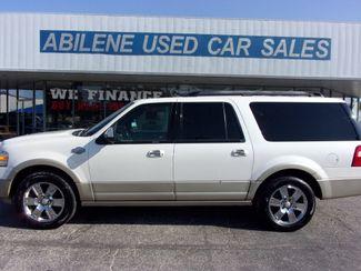 2010 Ford Expedition EL King Ranch  Abilene TX  Abilene Used Car Sales  in Abilene, TX