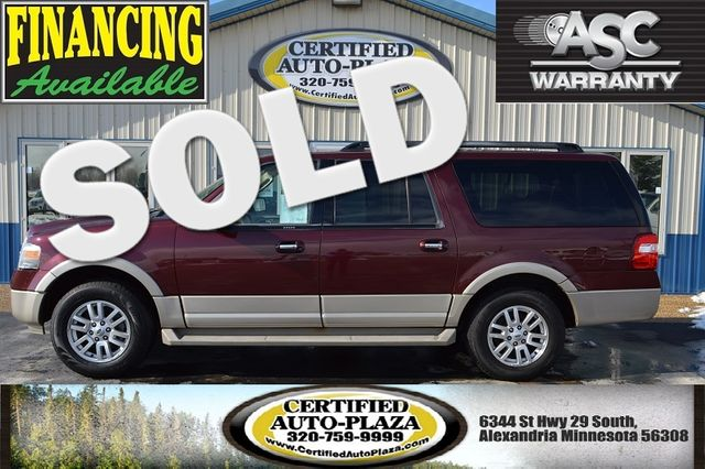 2010 Ford Expedition EL Eddie Bauer in  Minnesota