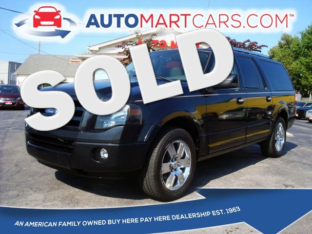 2010 Ford Expedition EL Limited   Nashville, Tennessee   Auto Mart Used Cars Inc. in Nashville Tennessee