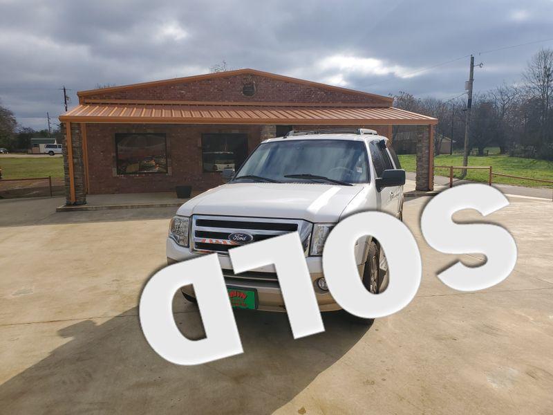 2010 Ford Expedition Eddie Bauer   Gilmer, TX   Win Auto Center, LLC in Gilmer TX