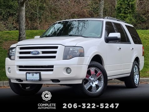 2010 Ford Expedition Limited 4x4 Local 8 Passenger Luxury Package Excellent Options in Seattle