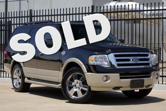 2010 Ford Expedition King Ranch * DVD * Chrome 20's * AC SEATS * BU Cam Plano, Texas