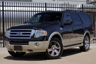 2010 Ford Expedition King Ranch * DVD * Chrome 20's * AC SEATS * BU Cam Plano, Texas 1