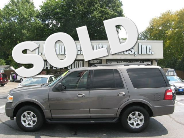 2010 Ford Expedition XLT 4X4 Richmond, Virginia 0