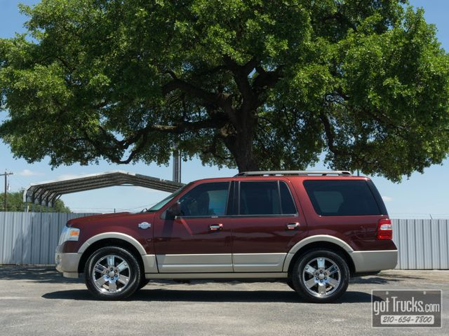 2010 Ford Expedition King Ranch 5.4L V8
