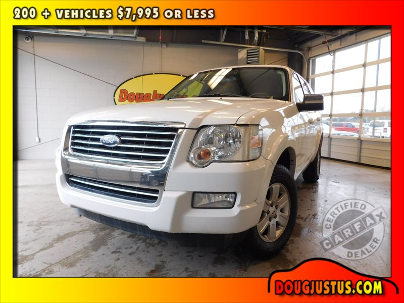 2010 Ford Explorer XLT  city TN  Doug Justus Auto Center Inc  in Airport Motor Mile ( Metro Knoxville ), TN