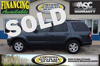 2010 Ford Explorer XLT 4x4 in  Minnesota