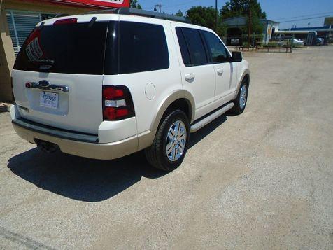 2010 Ford Explorer Eddie Bauer   Fort Worth, TX   Cornelius Motor Sales in Fort Worth, TX