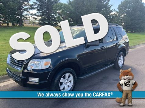 2010 Ford Explorer 4d SUV 4WD XLT in Great Falls, MT