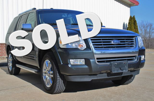 2010 Ford Explorer Limited
