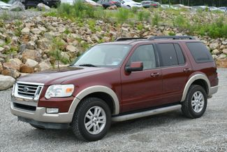 2010 Ford Explorer Eddie Bauer 4WD Naugatuck, Connecticut 2