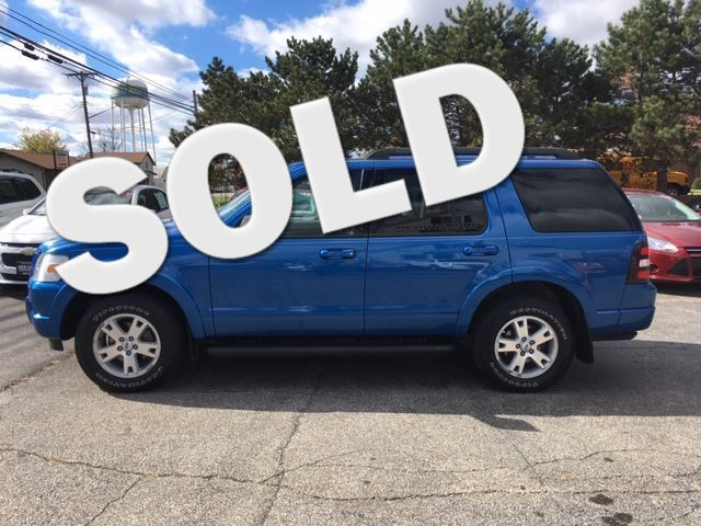 2010 Ford Explorer XLT 4X4 Ontario, OH