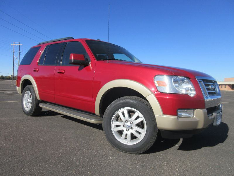 2010 Ford Explorer 4WD Eddie Bauer  Fultons Used Cars Inc  in , Colorado