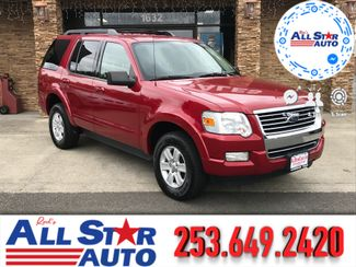 2010 Ford Explorer XLT 4WD in Puyallup Washington, 98371