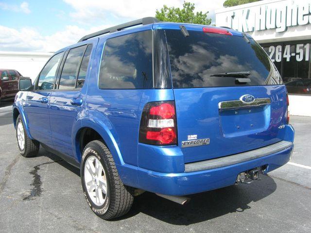 2010 Ford Explorer XLT 4X4 Richmond, Virginia 7