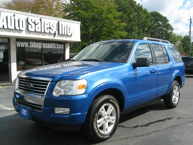 2010 Ford Explorer XLT 4X4 Richmond, Virginia 1