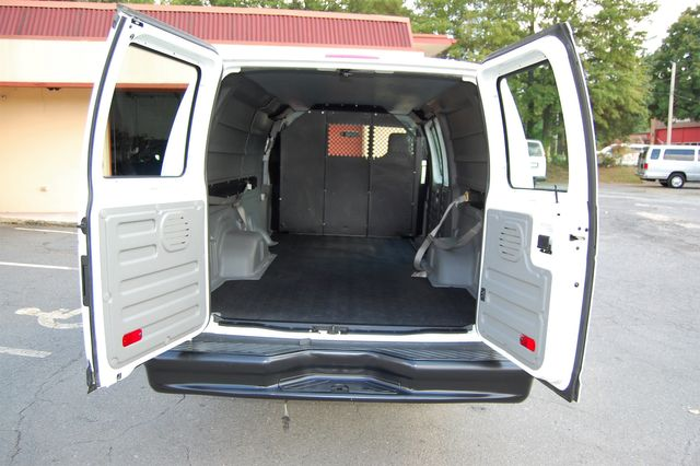 2010 Ford Ext. E250 Cargo Van Charlotte, North Carolina 12