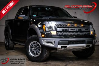 2010 Ford F-150 SVT Raptor in Addison, TX 75001