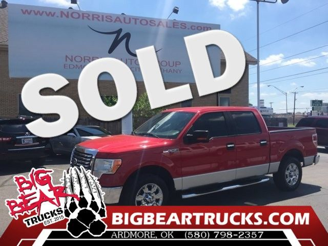 2010 Ford F-150 in Ardmore OK