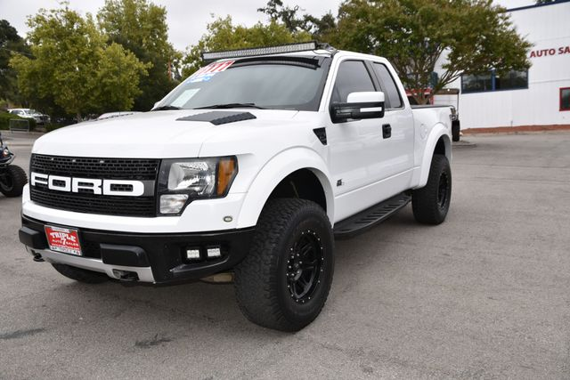 2010 Ford F-150 SVT Raptor in Atascadero CA, 93422