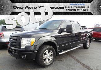 2010 Ford F-150 FX4 4x4 V8 Crew Cab Leather We Finance  | Canton, Ohio | Ohio Auto Warehouse LLC in  Ohio