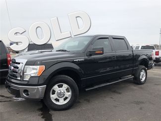 2010 Ford F-150 XLT 4x4 Crew Cab V8 Clean Carfax We Finance | Canton, Ohio | Ohio Auto Warehouse LLC in Canton Ohio