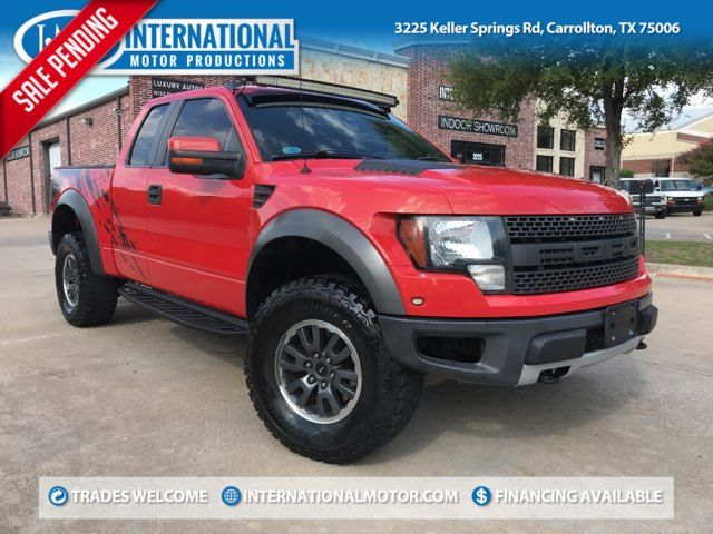 2010 Ford F-150 SVT Raptor in Carrollton, TX 75006