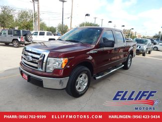 2010 Ford F-150 Crew Cab XLT in Harlingen, TX 78550