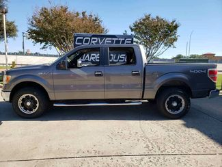2010 Ford F-150 XLT 4x4, CD Player, Step Rails, Black Alloys! | Dallas, Texas | Corvette Warehouse  in Dallas Texas