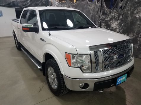 2010 Ford F-150 Lariat Super Crew 6.5ft in , ND