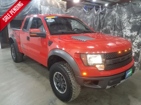 2010 Ford F-150 SVT Raptor in Dickinson, ND