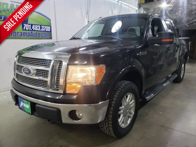 2010 Ford F-150 Lariat 4x4 Warranty