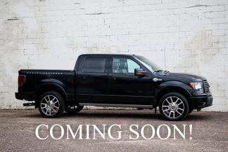 2010 Ford F-150 Harley-Davidson Crew Cab 4x4 w/Navigation, in Eau Claire, Wisconsin